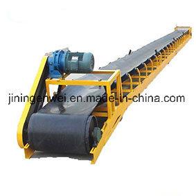 El equipo de transporte de mineral de piedra carbón cinta transportadora de fabricante
