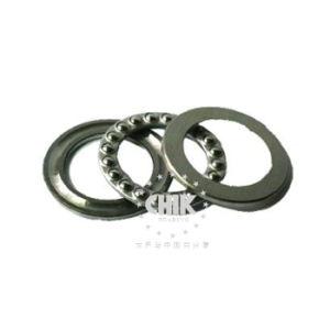 NSK日本ベアリングクロム鋼推圧ボールベアリング51204 (8204)