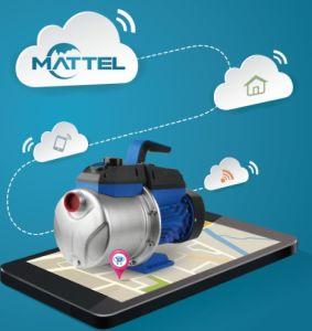 WiFiはPPOのインペラー750With1HPが付いている自動ジェット機ポンプを制御した