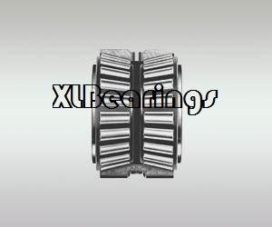 Ee CD755285/755361Roulement à rouleaux coniques à double rangée