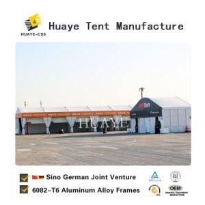 Piscina em alumínio branco evento de grande luxo tenda para venda