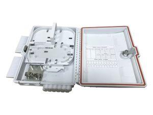 / Сети FTTH 12 ядер для использования внутри и вне помещений PLC разветвитель распределительной коробки оптоволоконный