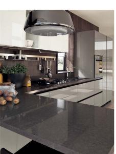 カスタム現代台所は統合された台所を設計する