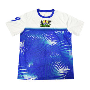 8ad43df4a36 Healong China fábrica de ropa ropa deportiva sublimación barata camiseta  personalizada para niños