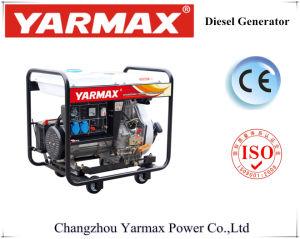50 Hz 190f gerador diesel Arrefecidos a ar