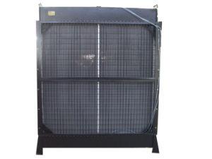 Радиатор на дизельный двигатель мощность генератора