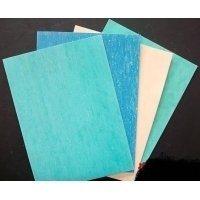 Het Rubber van het Asbest niet voor de Verbinding van de O-ring van de Pakking, Diverse Kleuren