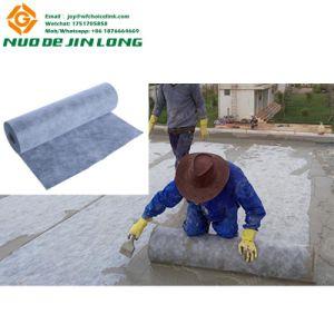 地下のための建築材料300g PPのPEペット防水膜