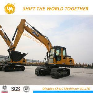 Escavatore ambulante a buon mercato cinese ufficiale del cingolo 14t del fornitore Xe150d di Xugong