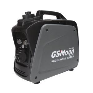 700W Mini pequeño inversor gasolina generador móviles portátiles