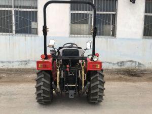 Mayorista de Alibaba calidad confiable Yto 80CV Tractor con tracción 4