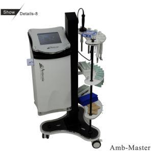 A8 Rajeunissement de la peau multifonctionnelle Microcurrent Face Lift Machine (CE, ISO13485 Depuis1994)