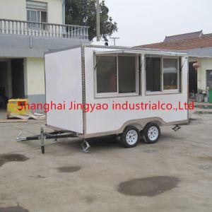 オーストラリアで普及した直接スナックのトレーラーの工場販売法の食糧トラック