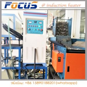 120KW fréquence ultrasonore de l'équipement de chauffage par induction