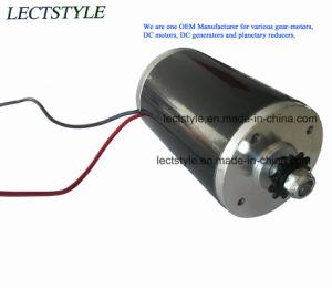 24V 450W DC Motor para poder cubrir barbero