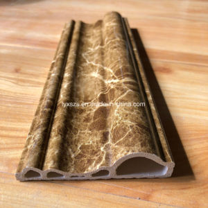 Coperchi decorativi della plastica della scheda di bordatura del PVC di prezzi bassi