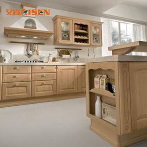 Material de madeira Mobiliário de cozinha cozinha moderna concepção Barato preço armário de cozinha