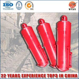 長壁法鉱山で使用される油圧支援システム