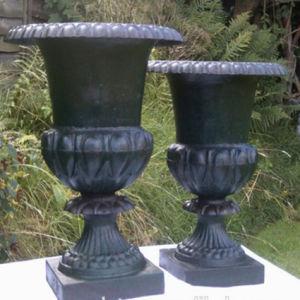 Бронзовая скульптура потенциометра цветов для продажи