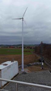 Il G digita a 3kw il grande potere fuori-Griglia della turbina di vento/sistema orizzontali legame di griglia