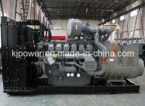 1000kw de stille Generator van de Macht met Dieselmotor Perkins