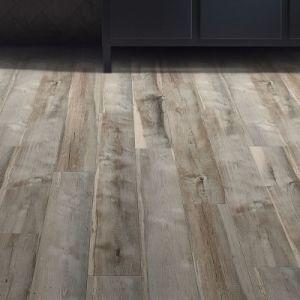 Impermeable duradera Non-Deformation ambiental suelos laminados junta para una alternativa real de Solidwood