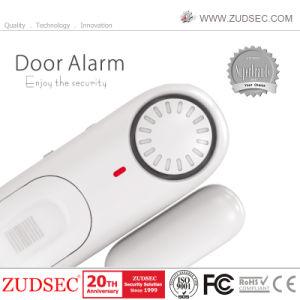 Het het draadloze Magnetische Venster van de Veiligheid/Alarm van de Deur voor de Veiligheid van het Huis