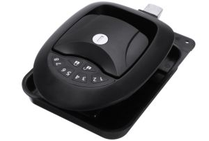 Système d'entrée sans clé pour voiture avec le bouton de poignée de verrouillage de porte Pêne dormant pour RV Camper Trailer