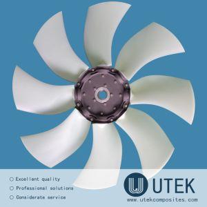 Lame de faucille ventilateur axial de l'ingénierie de la machinerie