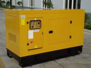 12kw/15kVA de type silencieux d'alimentation Yanmar / Open Type / Type de groupe électrogène diesel de remorque