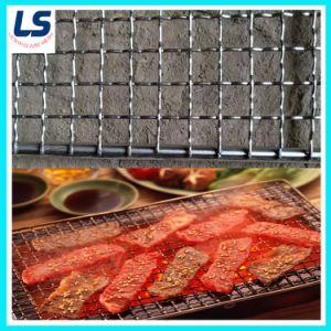 Maglia della griglia del BBQ dell'acciaio inossidabile per la cottura di Camfire
