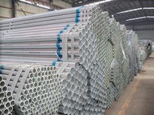 Q235 ASTM A500 Pré Galvanizado Tubo de Aço