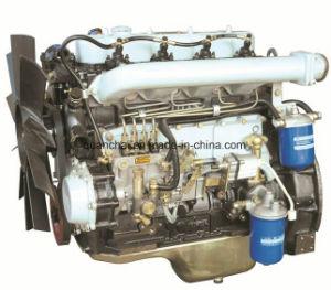 Un motore diesel dei 4 cilindri per il macchinario di costruzione 4102g