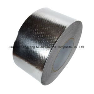 Band van de Isolatie van de Aluminiumfolie van de Isolatie van de pijp de Verpakkende