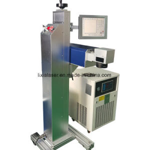 Laser de UV de alta qualidade Máquina de jacto de tinta para vidro