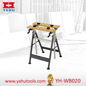 La menuiserie de réglage de hauteur usine l'établi de matériel (YH-WB020D)