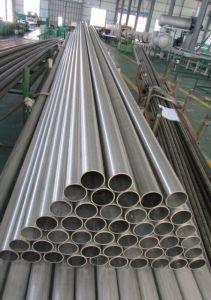 Tubo di titanio di ASTM B338, tubo di titanio