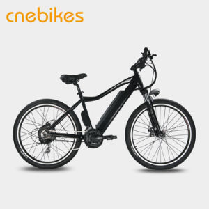 48V 500W Electric Sujeira Mountain Bike Bateria de lítio dentro da moldura