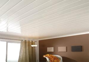 Panneau PVC imperméable aux murs et dalles de plafond avec marquage à chaud