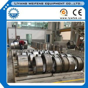 高品質X46cr13のステンレス鋼Paladin600のリングは停止するまたは義侠の士の餌の製造所は停止する