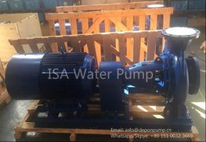 La serie Isa aspiración final de la bomba de agua con motor eléctrico