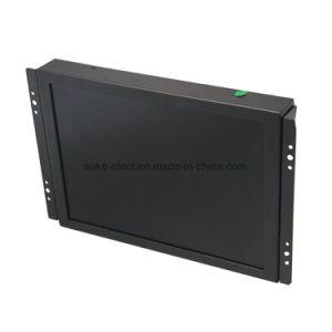 Châssis en métal 10,1 pouces avec affichage LCD VGA/HDMI/Entrée BNC