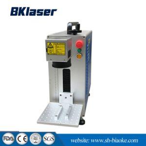 la vigilanza mobile di CNC di 10W 15W 20W 30W telefona il prezzo della macchina della marcatura del laser della fibra del metallo