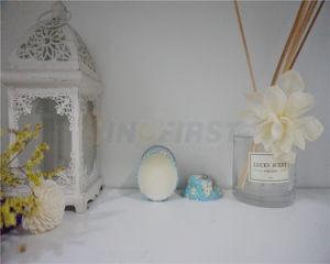 Alta calidad y el colorido de estaño mayorista perfumadas velas