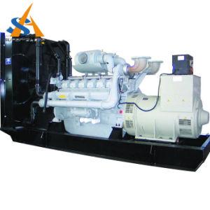 Тепловозное Genset с двигателем Perkins