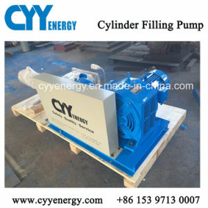 Kälteerzeugende Flüssigkeit CO2 Zylinder-füllende Pumpe mit Fabrik-Preis