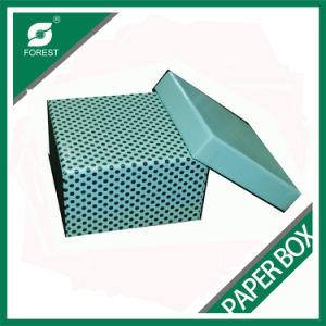 Alta calidad de producción artesanal de papel cartón de embalaje caja de zapatos al por mayor