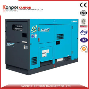 Yangdong 12.8kw 16kVA (14kw 17.5kVA) 4本のシリンダーディーゼル発電機