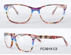 2017 de Hand van de Manier van China - gemaakte Acetaat Eyewear Optisch Frame
