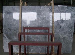 中国の青い大理石の平板のタイル